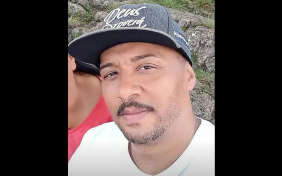 Lizandro Baptista de Resende morreu em Santo André — Foto: Arquivo pessoal