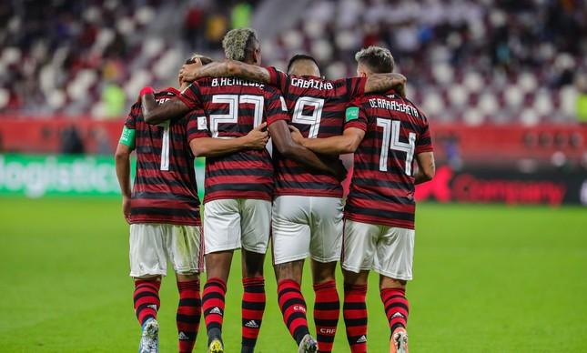 Flamengo no Mundial