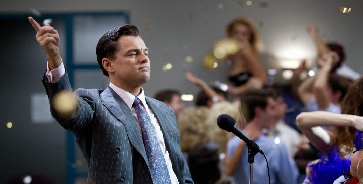 O Lobo de Wall Street (Foto: Divulgação)