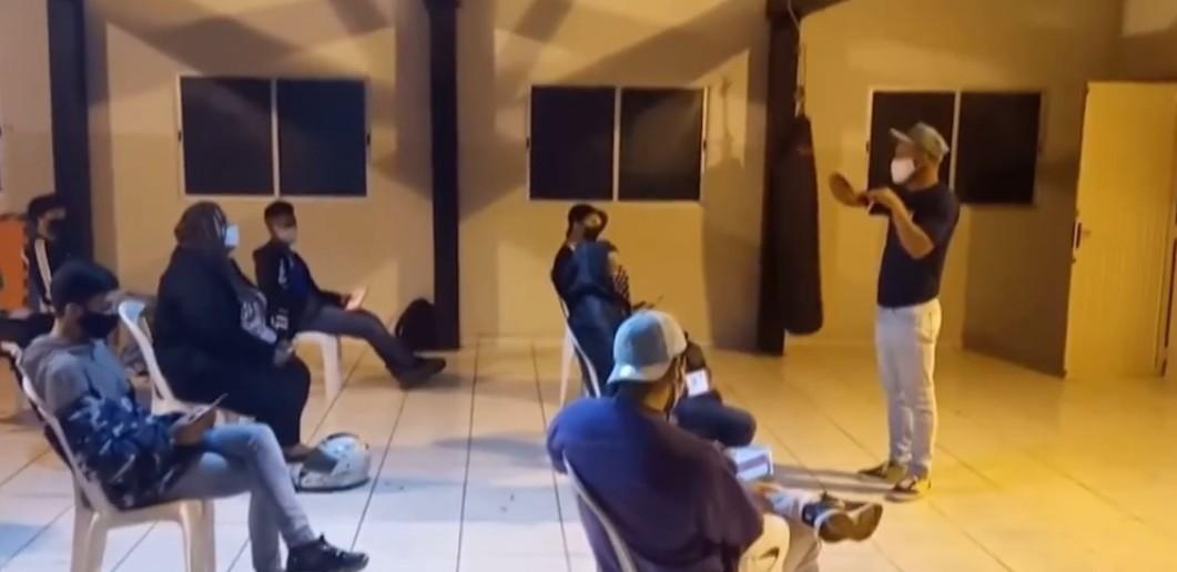 Covid-19: Cufa entrega 50 cartões alimentação para famílias em Araguari