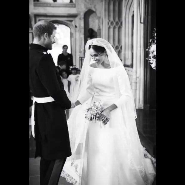 Casamento real (Foto: Reprodução isntagram)