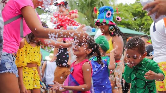 Polo infantil do carnaval de Olinda tem apresentações musicais e de dança, oficinas e exposição