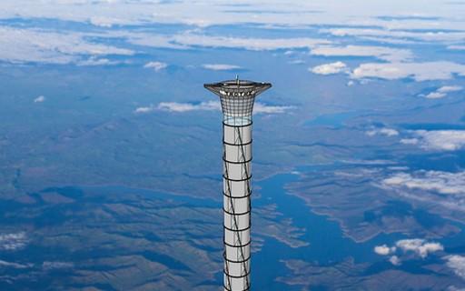 'Elevador espacial' será vinte vezes maior que atual prédio mais alto do mundo