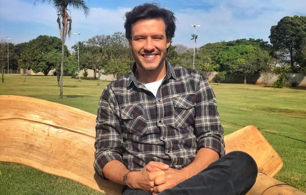 """Nando Rodrigues está de volta a Campo Grande após o Super Chef Celebridades e revela segredo de seu carreteiro: """"Uso rapadura"""" — Foto: Jaqueline Naujorks/G1 MS"""