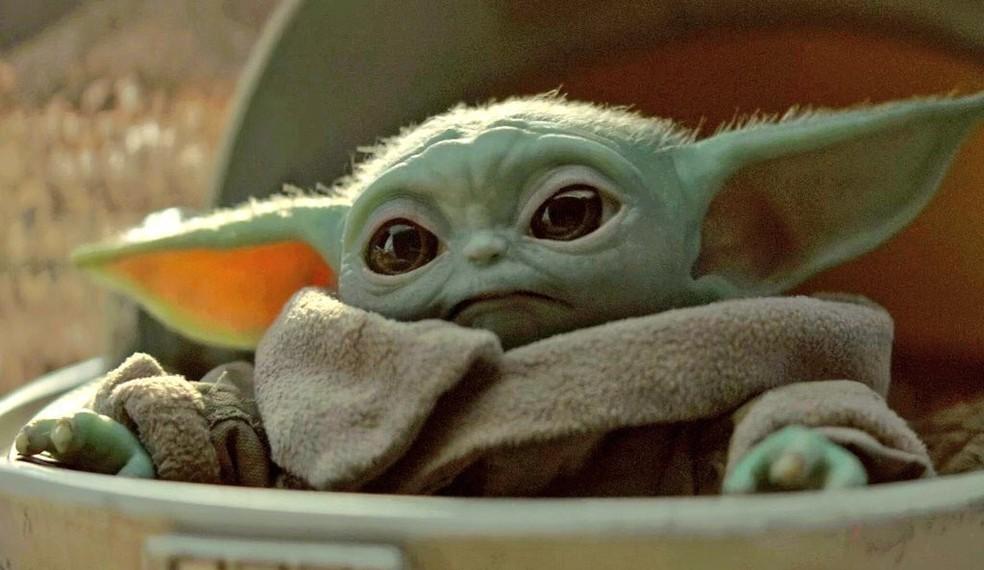 Mestre Yoda Chibi 🖤 Pra quem ainda não... - Chiharu Suh ... | 570x984