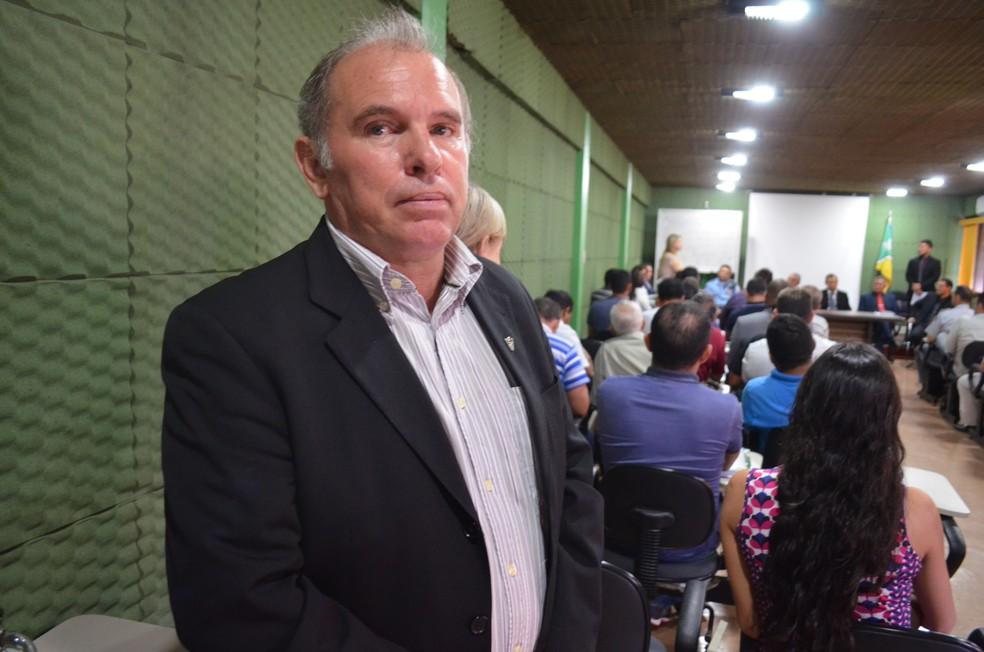 José Renato Ribeiro, diretor-presidente da Diagro no Amapá, diz que a união dos estados é fundamental (Foto: Jorge Abreu/G1)