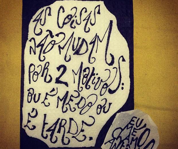 Tumblr Eu Me Chamo Antonio Reune Frases De Amor Em Guardanapos