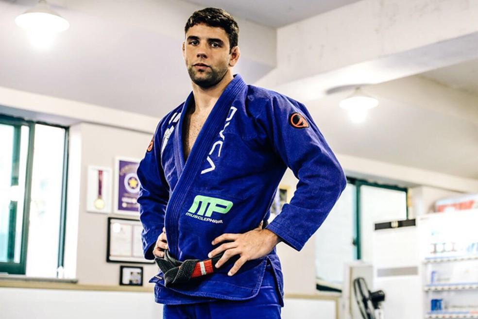 Marcus Buchecha é o mais novo integrante do plantel de lutadores do ONE Championship — Foto: Divulgação