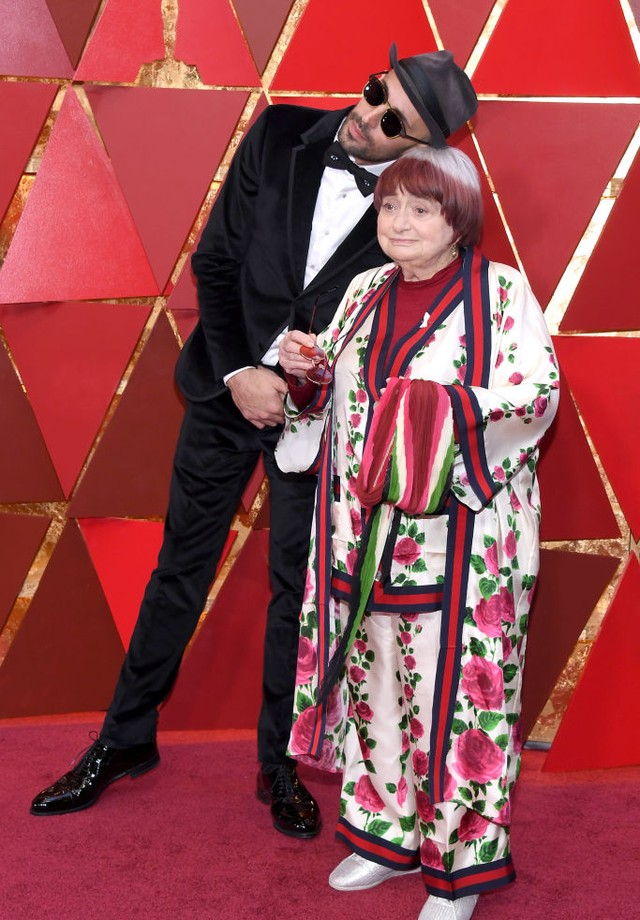 Agnes Varda, de 89 anos (Foto: Getty Images)
