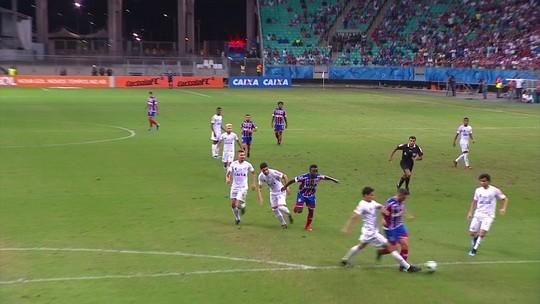Melhores momentos: Bahia 3 x 1 Santos