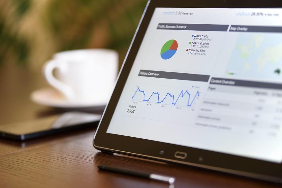 Utilize ferramentas de análise para mensurar resultados — Foto: Pexel
