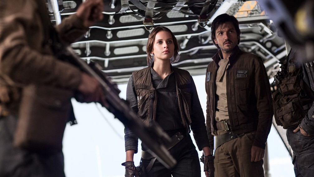 Rogue One' mostra lado sujo e humano de 'Star Wars'; G1 já viu ...