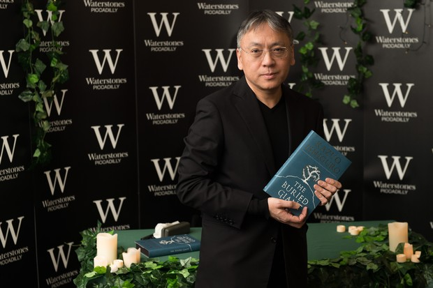 Kazuo Ishiguro (Foto: getty images)