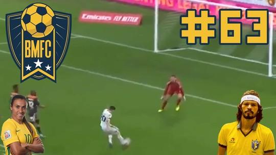BMFC #63: Defesaças de Ederson e Gomes, Sócrates francês e gols velozes (e bizarros)