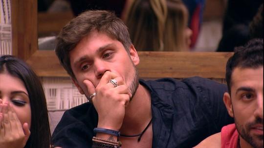 Breno elimina Diego e Paula da Prova da Imunidade