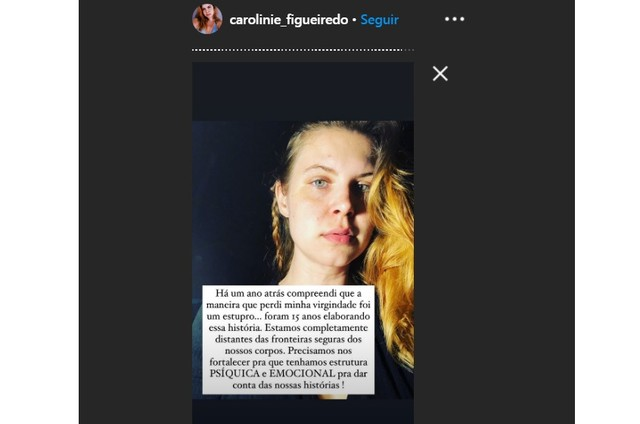 Caroline Figueiredo (Foto: Reprodução/Instagram)