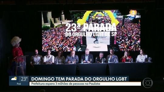 Parada LGBT de SP terá 19 trios e espera público de mais de 3 milhões