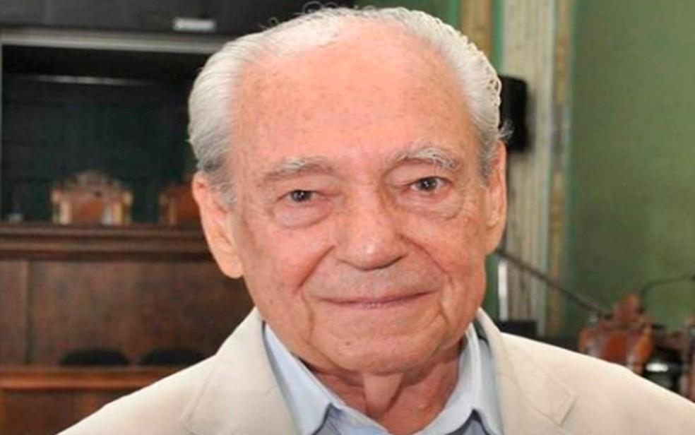 Waldir Pires morre aos 91 anos em Salvador (Foto: Reprodução/Redes sociais)
