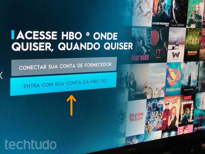 Como assistir à HBO Go na smart TV Samsung | TVs | TechTudo