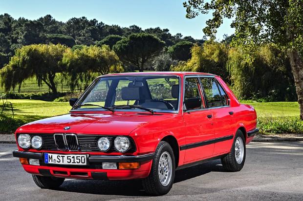 BMW Série 5 E28 (Foto: divulgação)