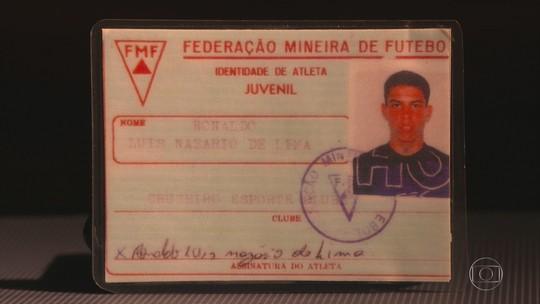 Nasce um Fenômeno: os 25 anos dos primeiros passos de Ronaldo no Cruzeiro