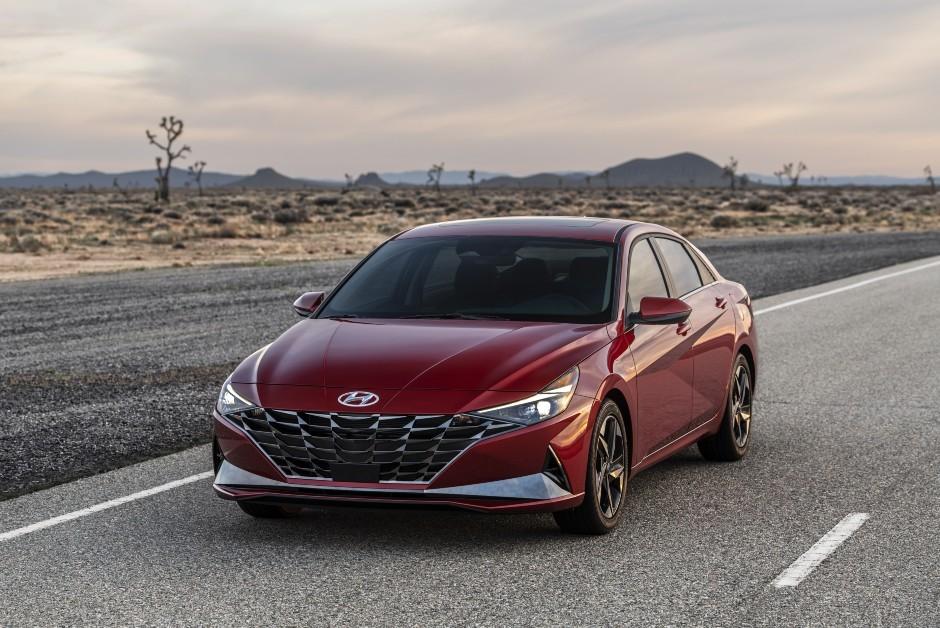 Novo Hyundai Elantra - Perfil (Foto: Divugação/Hyundai)
