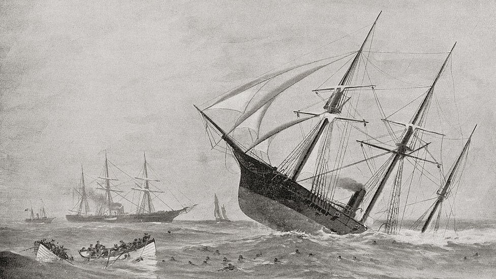 O que drones e o GPS devem a um naufrágio de 1744