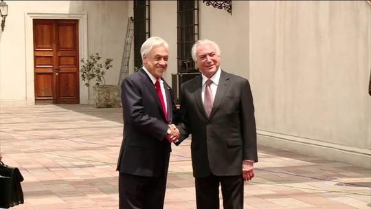 Brasil e Chile assinam acordo bilateral de comércio
