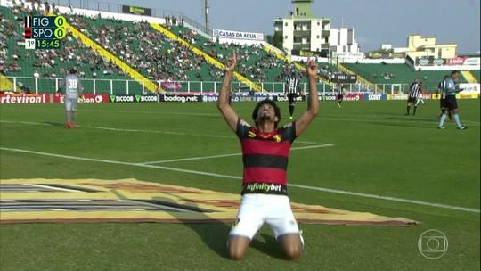 No Sport, Brocador fica perto de bater marca feita no Bahia e estipula meta