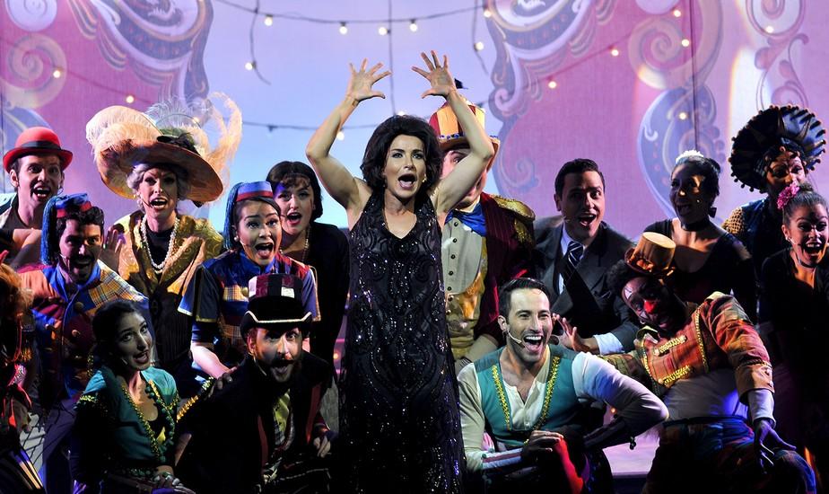 Musical sobre Bibi emociona ao saudar o artista que faz da Arte a ...