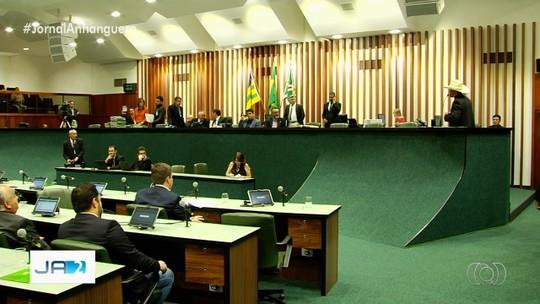 Alego entra no 2º dia de discusão para possível autorização do Governo de Goiás no RRF