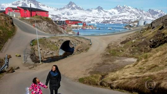Trump cogita comprar a Groenlândia - um território autonônomo da Dinamarca