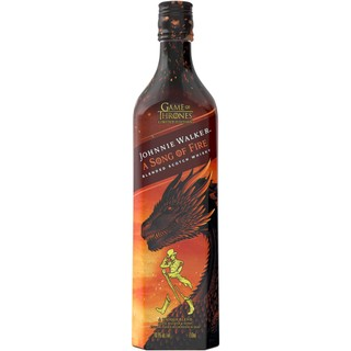 Johnnie Walker - A Song of Fire (Especial Game of Thrones) - R$ 119,00