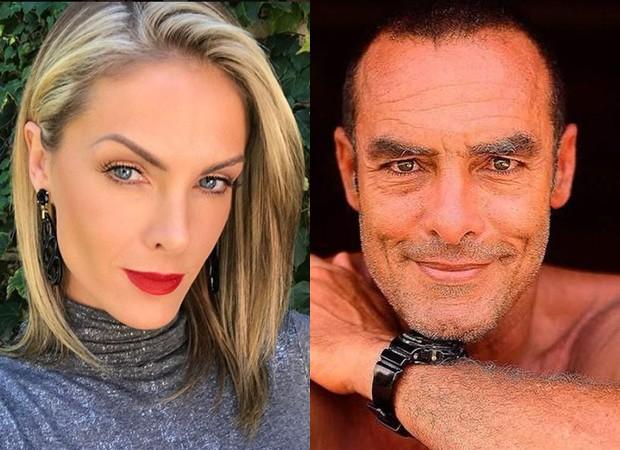 Ana Hickmann e Paulo Zulu (Foto: Reprodução Instagram)