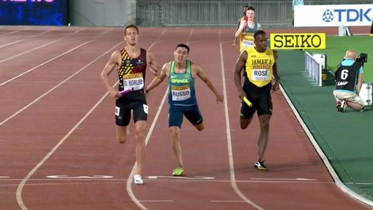 Equipe brasileira consegue a vaga na final do 4x400m medley no Mundial de Revezamento