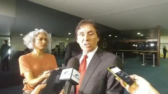 Eunício diz que não pautará projeto sobre indicações políticas se houver permissão para estatais
