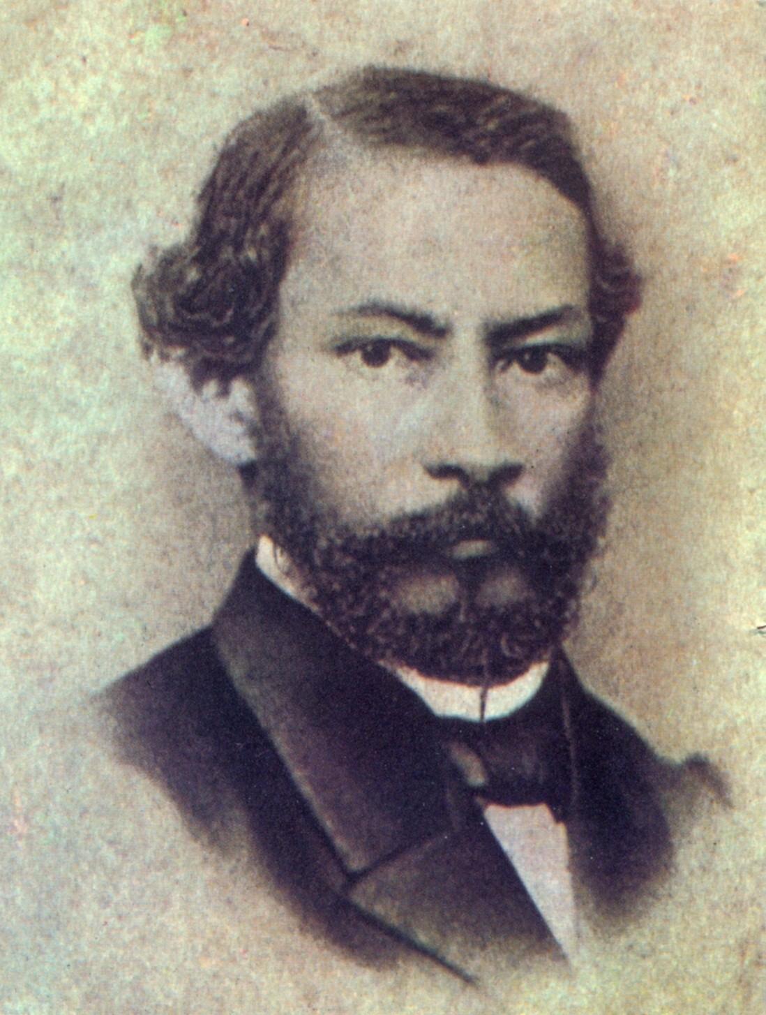Gonçalves Dias, autor de Canção do Exílio (Foto: Wikimedia)