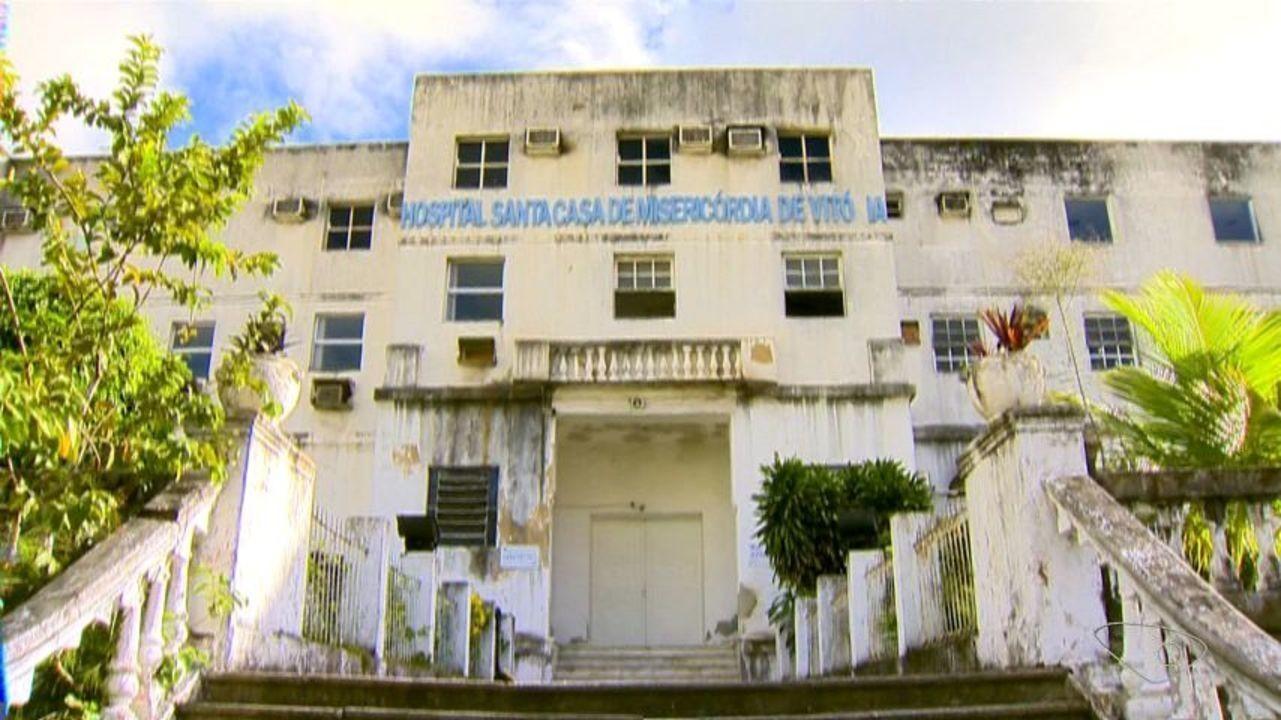 Ex-gerente é preso suspeito de desviar mais de R$ 1 milhão de hospital em Vitória