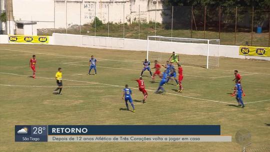 Atlético TC bate o Santarritense Bela Vista e conquista primeira vitória na Segundona