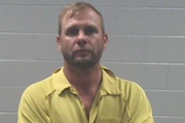 O músico Todd Harrell em foto divulgada pelas autoridades dos Estados Unidos (Foto: Divulgação)