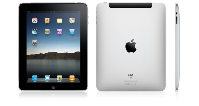 Primeiro iPad lançado em 2010 (Foto: Divulgação/Apple)