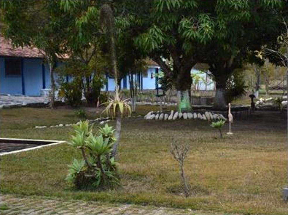 Clínica para dependentes químicos mantinha pacientes em cárcere privado em Pindamonhangaba — Foto: Divulgação/ Polícia Civil