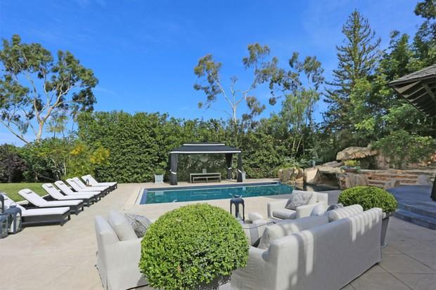 DJ Khaled vende por R$ 70,4 milhões mansão que comprou de Robbie Williams (Foto: Divulgação)