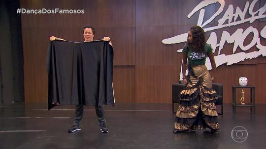 'Dança dos Famosos 2018': veja os ensaios para o paso doble