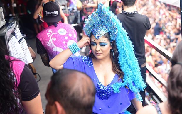 Fernanda Souza (Foto:  Leo Franco/AgNews)