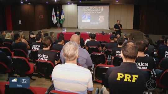 Ações com materiais explosivos são debatidas por autoridades de segurança em Uberlândia