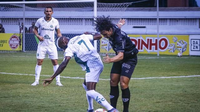 Ypiranga-RS criou chances no segundo tempo, mas não alcançou o empate