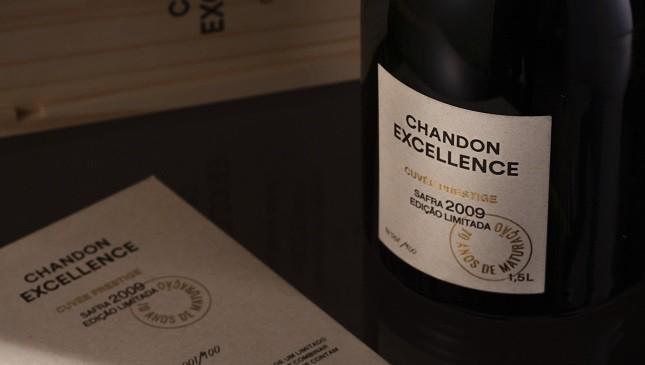 Chandon Excellence Magnum 2009: segundo lote