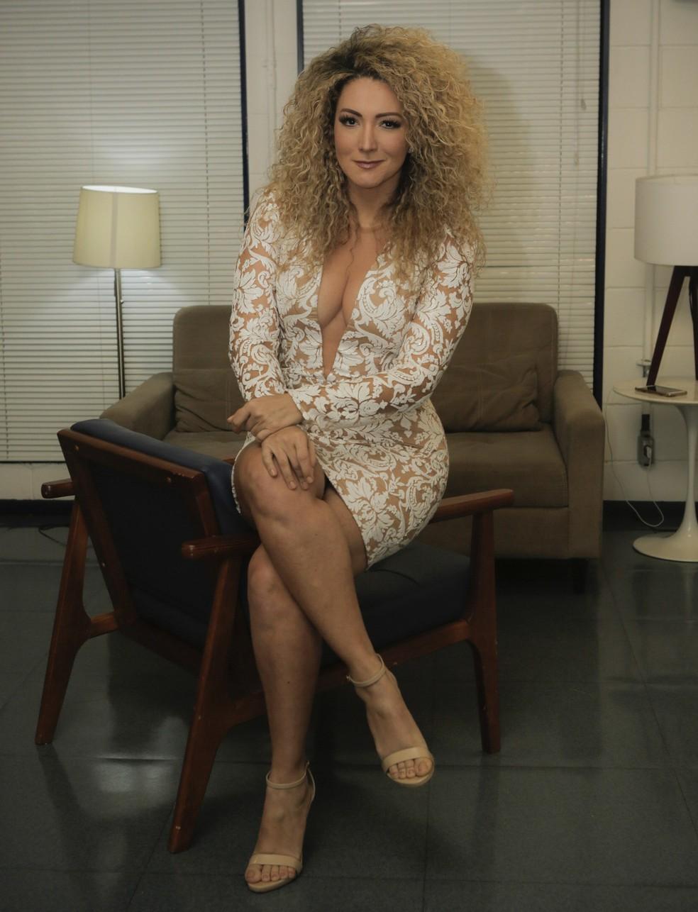 Erika Ender (Foto: Raphael Dias/Gshow)
