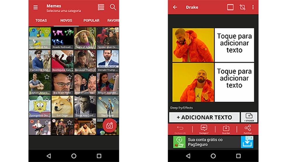 Aplicativo Para Fazer Meme Veja Os Melhores Apps Para